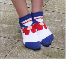 Woman Girl Spring Autumn Warm Cute Boat Cotton Cartoon Sailor Moon Ship Female Sock Gift