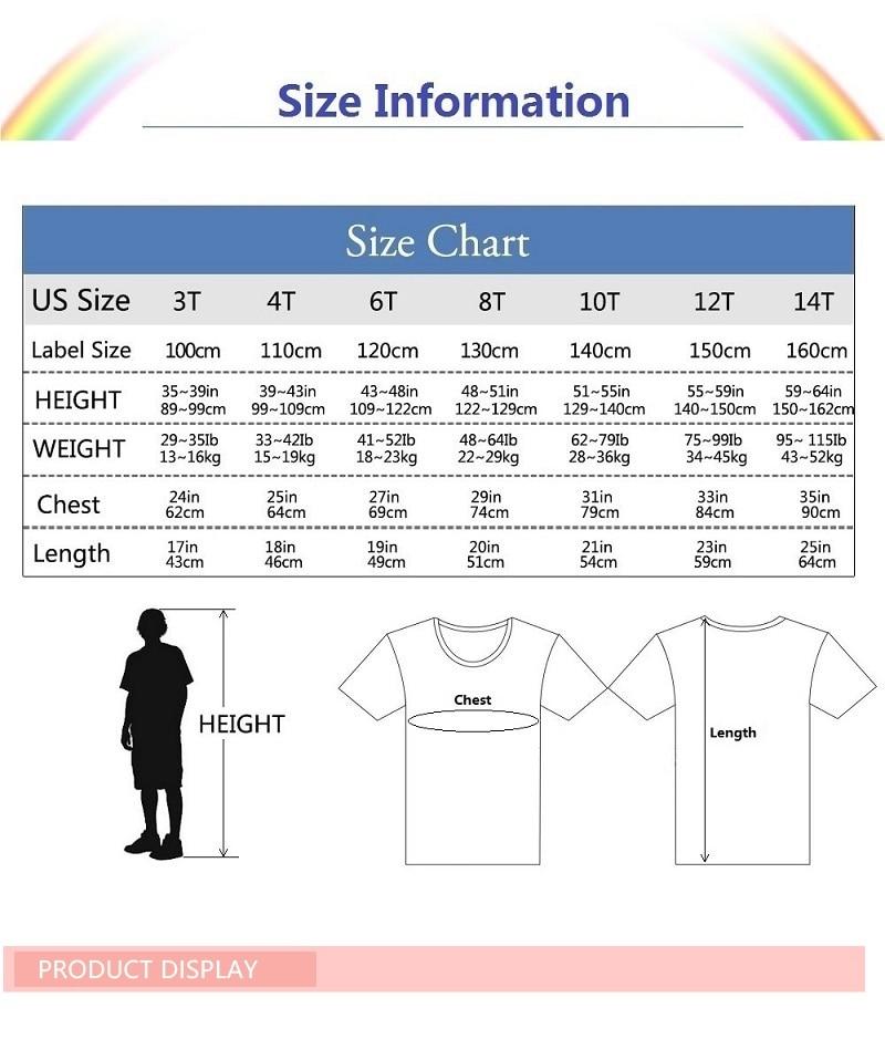 T恤尺码主图 -短袖 - 速卖通