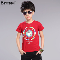 Beytoon 2 Pieces Boys Clothing Set For Children Kids Summer T Shirt Short Outfits Sets For