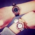 Мода Кварцевые Часы Женщины Платье Часы Люксовый Бренд Новый 2016 Женский Часы Наручные Часы Леди Кварцевые Часы Relogio Feminino