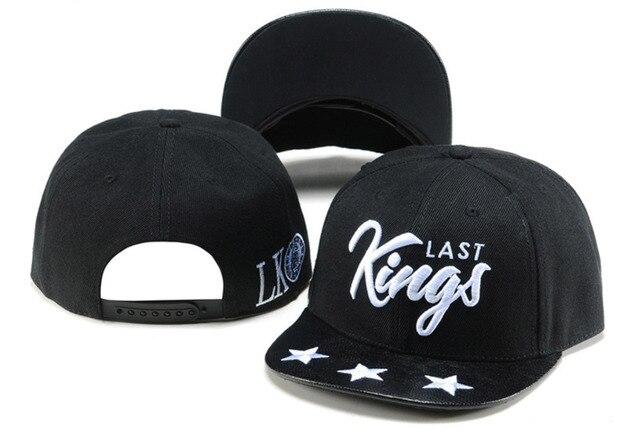 3 star Last Kings LK Snapback hats for men   women sun hat adjustable  baseball caps swag brand hip hop cap gorras freeshipping 0893aaeefd4