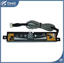 for Air conditioning remote control signal receiver display board for Chigo single 6 pin connector GX359AX000-X