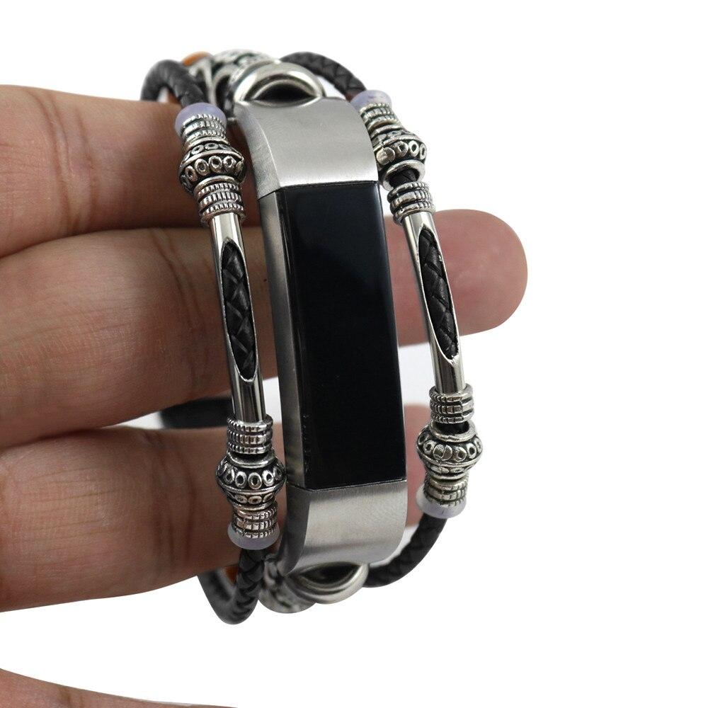 Di ricambio Per Il Fitness Wristband di Cuoio Cinturino Band Per Fitbit Alta/braccialetto Orologio Per una Crescita Intelligente fitness Fitbit Alta HR smartband