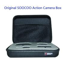 Free shipping!!Original SOOCOO Action Camera Box for SOOCOO S70 / S60 / S60B / C10 Sports Camera