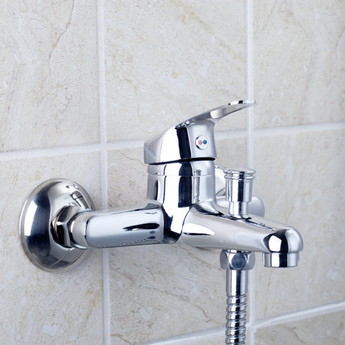 wall mount bathtub faucet with diverter. Bathroom Waterfall Wall Mount Faucet Spout Filler Diverter Chrome  Widespread Bathtub 97098 Single Handle Sink Mixer Tap in Shower Faucets from Home