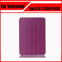 Magnetic Stand Pu Leather Case Cover For Samsung Galaxy Tab A 9 7 T550 T555 P550