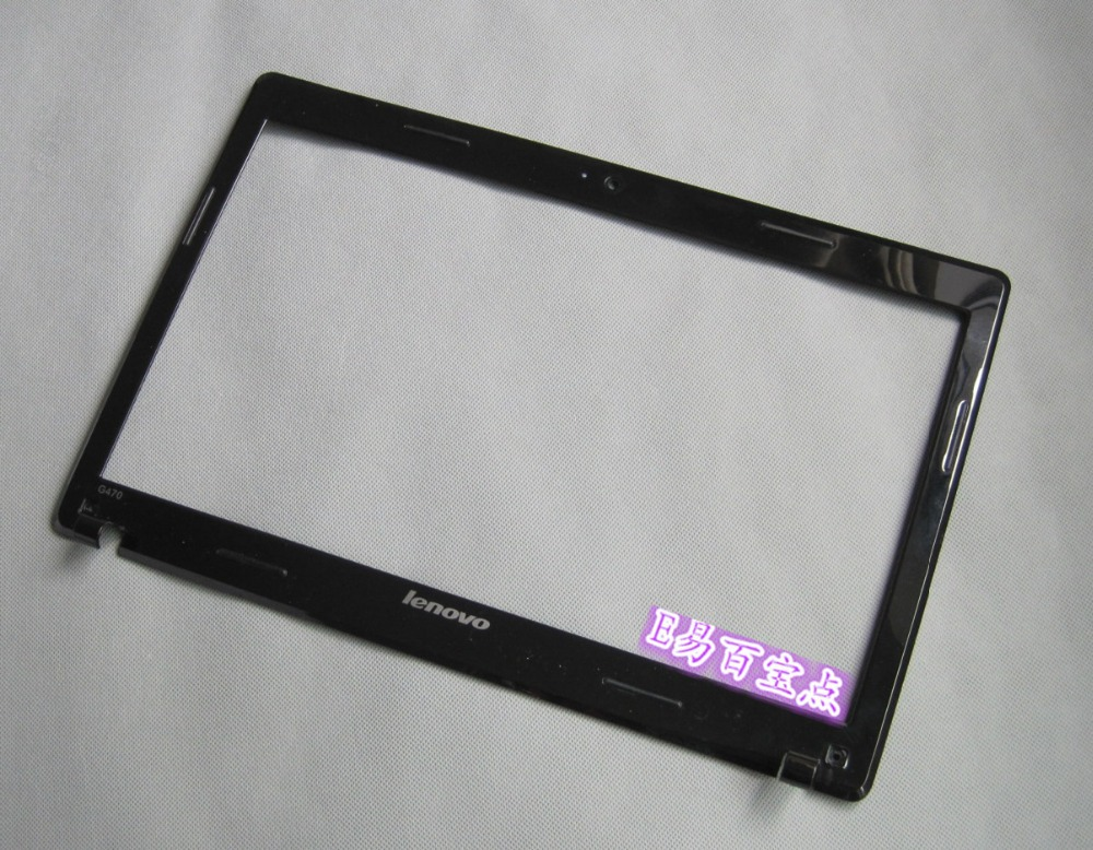 new original laptop for <font><b>lenovo</b></font> G470A G470 G475 lcd bezel cover Laptop Replace Cover image