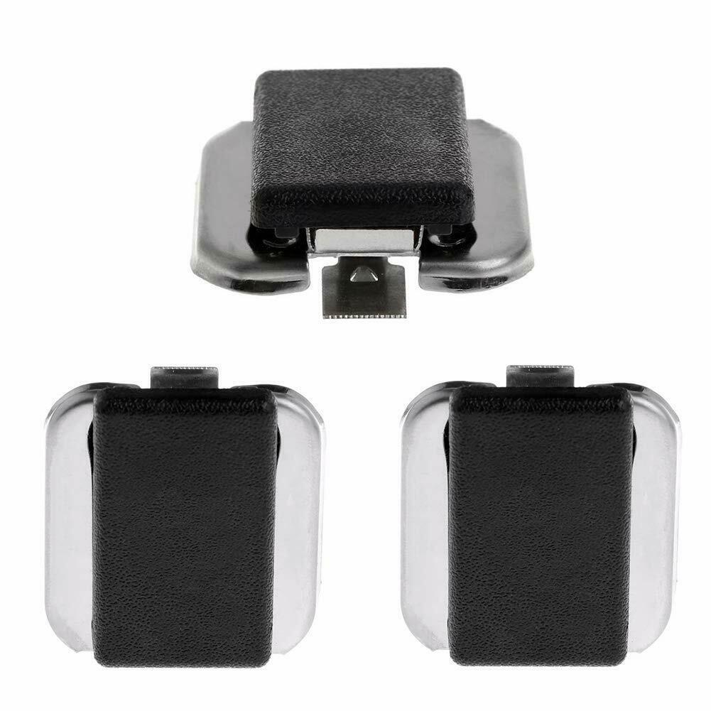 Speaker Mic Clip 3Pcs Replacement For Motorola PMMN4013 PMMN4021 PMMN4022 PMMN4013 PMMN4051