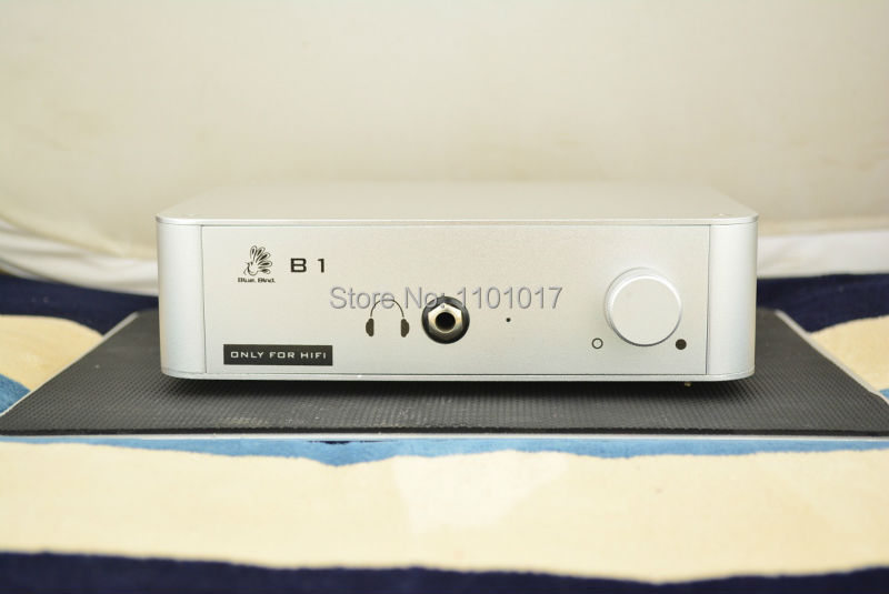 Bluebird BBD1 + BBB1 combination SET, BBB1 headphone amplifier + BBD1 PCM1794 Xmos USB DAC coaxial /optical decoder