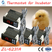 ZL-6231A, 4 pcs lot, Incubator Controller, Thermostat with Multifunction Timer, as STC-1000, STC 1000, XH-W3001, W1209 + TM618N