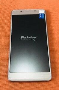 """Image 3 - Originele Touch screen + lcd scherm + Frame voor Blackview P2 MT6750T Octa core 5.5 """"FHD gratis verzending"""