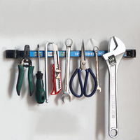 50cm Magnetic tools Magnetic frame Knife holder Suction magnet Wall storage rack Hanging box board auto tools