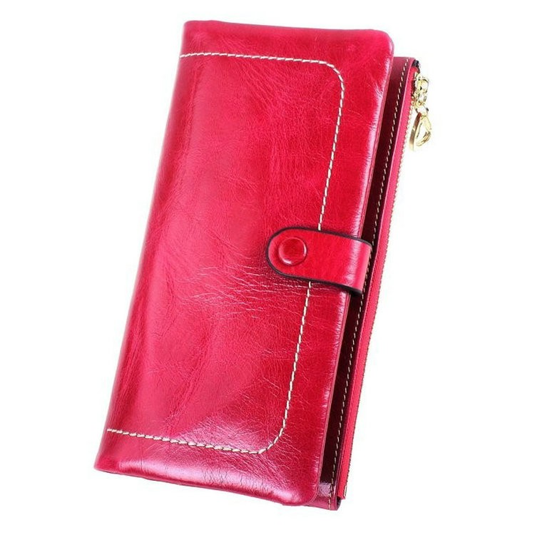 Ladies wallets leather