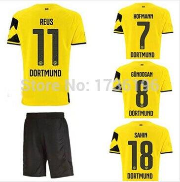 camisetas de futbol Borussia Dortmund futbol
