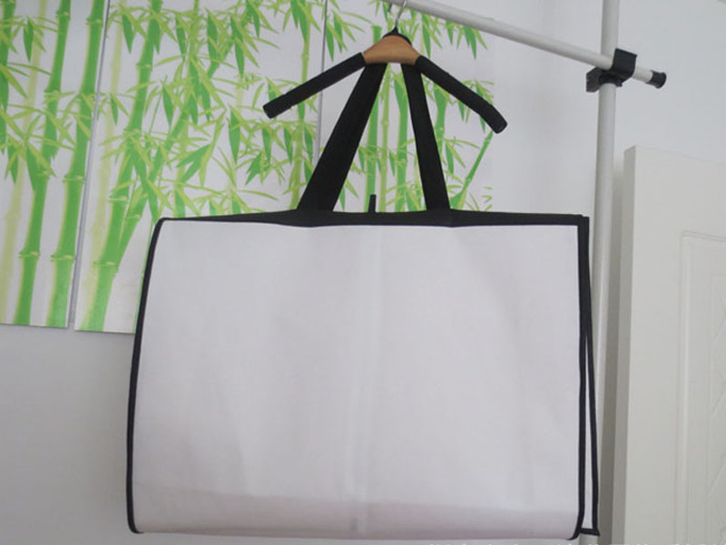 10pcs/lot 170cm Non Woven Fabric Bridal Dress Gown Carry Protection Cover Garment  Storage Bag Wedding Dress Accessaries ZA4231 In Storage Bags From Home ...