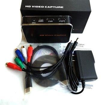 2017 Nuevo Hdmi Grabadora De Captura De Video USB 1080 P Grabadora Para XBOX 360 PS3 PS4 Wii U Envío Gratis