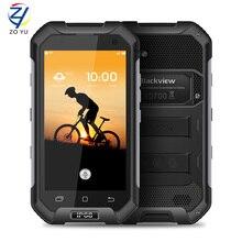 Blackview BV6000 Cellphone 4G Android 6.0 MTK6755 Octa Core 2.0Ghz 3GB+32GB 13MP GPS Glonass Dual Navi IP68 WaterProof