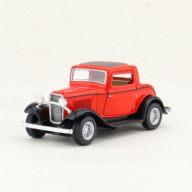 модель автомобиля ford coupe 1932, scale 1:43