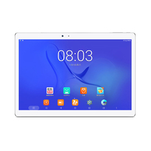 Teclast T10 Hexa Core Tablet PC 10.1'' IPS 2560*1600 Android 7.0 MT8176 2.1GHz 4GB RMA 64GB ROM Fingerprint Sensor Camera HDMI