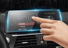 Per BMW X3 G01 2018/X4 G02 2018 2019 GPS di Navigazione Dello Schermo In Vetro Temperato Della Protezione Della Copertura Della Pellicola Protettiva Auto styling