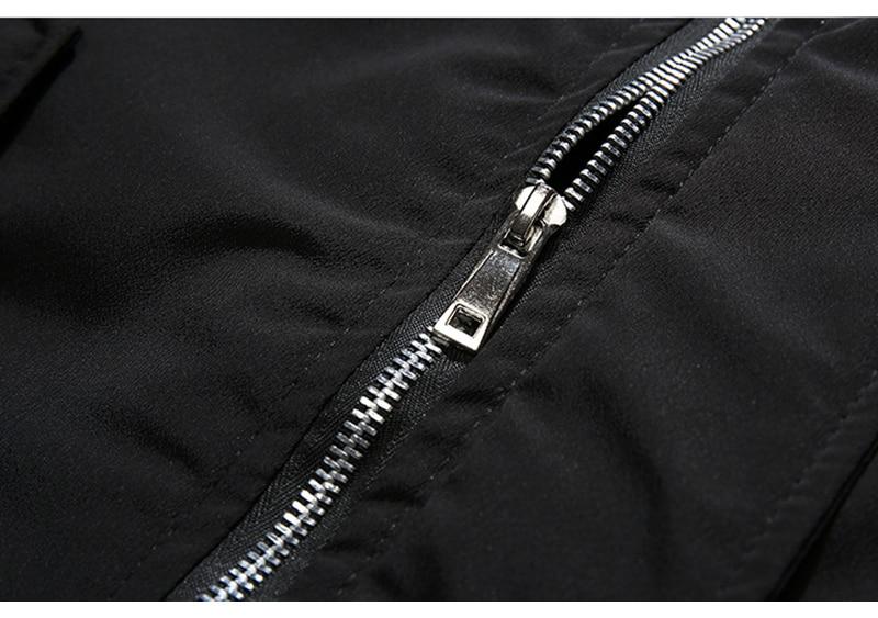 Aolamegs Fur Collar Winter Jacket Men Patchwork Thick Hooded Down Jacket Men Parkas Fashion Windproof Coat Mens Streetwear (10)
