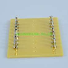 5pcs Fiberglass Turret Tag Board Terminal Strip for Tube Audio HIFI Guitar Amp Classic 16 Lug