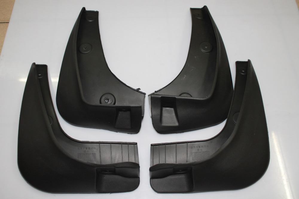 2010-2015 Car Accessory 4pcs Mud Flaps Splash Guard For <font><b>Kia</b></font> Sportage R