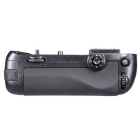Neewer Vertical Battery Grip Replacement for MB D15 Works with EN EL15 Battery/6Pcs AA Battery for Nikon D7100/D7200 DSLR Camera
