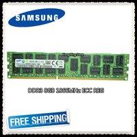 Samsung memoria de servidor DDR3 16GB, 8GB, GB 1866MHz ECC REG DDR3 PC3-14900R registro RAM DIMM 14900 8G 2RX4 X58 X79