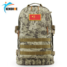 K&D Outdoor High Quality Tactical Backpack Military Army Mochila Waterproof Hiking Hunting Sports Bag Travel Rucksack Dry Bags