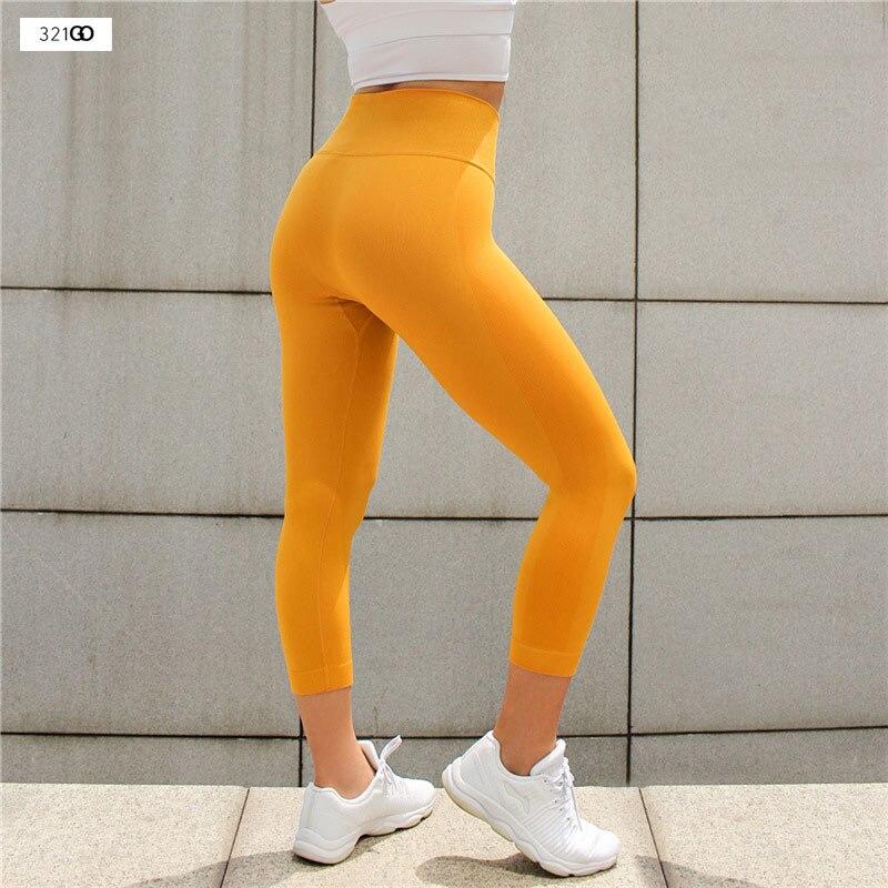7 colores de secado rápido de la cadera Yoga Leggings al aire libre profesión corriendo pantalones Fitness Pantalones deportivos pantalones de ropa deportiva mujer pantalones de Yoga