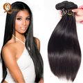 Peruvian Virgin Hair Straight 3 Bundles deals cheap 7A Unprocessed Virgin Hair Peruvian Straight weaves,maxglam hair straight