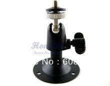 "6.35cm(2.5"")Mini CCTV DVR Camera Wall Ceiling Mount Bracket Stand Black"