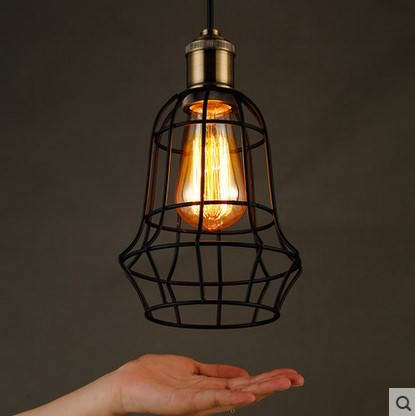 IWHD Retro Loft Vintage Lamp Industrial Pendant Lighting Fxitures With Edison Bulb Lamparas Colgantes Industrial retro loft industrial vintage led pendant lights fxitures with glass lampshade dinning room lamp lamparas colgantes