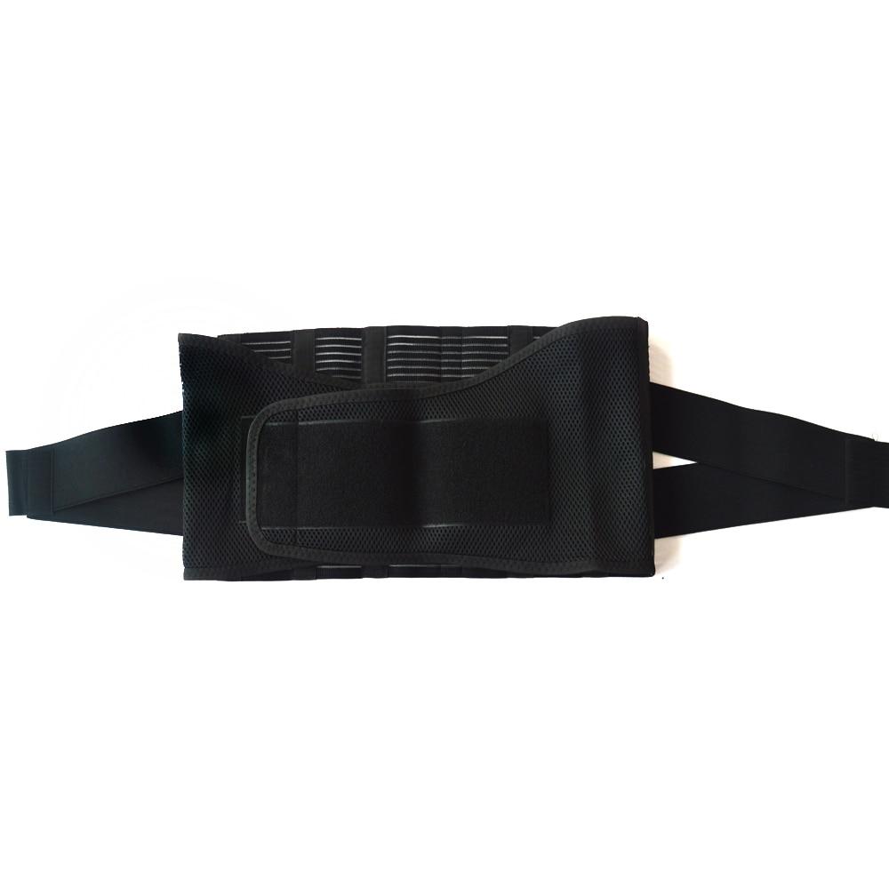 Image 3 - Women Men's Orthopedic Posture Back Belt Correction Abdominal XXL Elastic Corset Back Lumbar Brace Support Belt Waist Belt Y015-in Braces & Supports from Beauty & Health