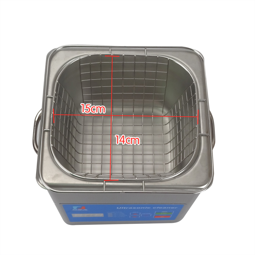 1pc digitale DSA50-GL1 110 / 220V ultrasone reiniger roestvrij staal - Huishoudapparaten - Foto 5