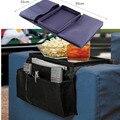 Складная подставка для дивана  6 карманов  органайзер для дивана  пульт дистанционного управления  настольный органайзер  держатель для хра...