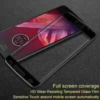 SFor Moto Z2 Play Glass Tempered IMAK For Motorola MOTO Z2 Play Screen Protector 5 5