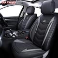 Роскошный кожаный чехол автокресла для lada 2107 2114 granta Калина Грант xray nterior аксессуары автомобили чехол на сиденье автомобиля сиденья