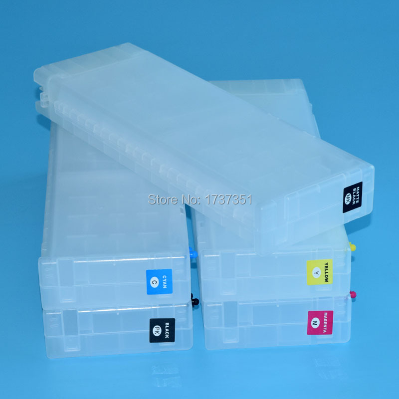 700ml refill ink cartridge for Epson SureColor T7000 printer