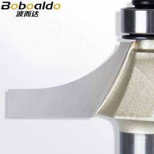 Image 5 - 1/2 Schacht Frezen Voor Hout Tungsten Carbide Cutter Bit Arden Tafel Edge Router Bit Prrofessional Grade Houtbewerking Gereedschap