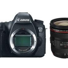 New Canon EOS 6D 20.2MP Full Frame DSLR Camera Body & 24-70m