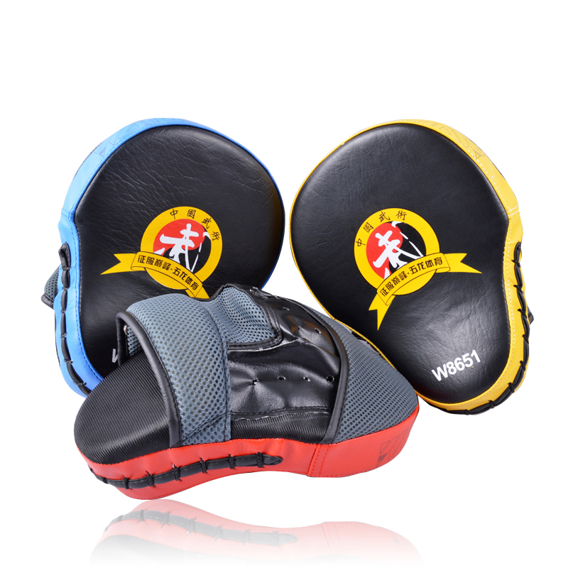 Workout Gloves Target: WOLON Hand Target MMA Boxing Mitt Focus Punch Pad Training