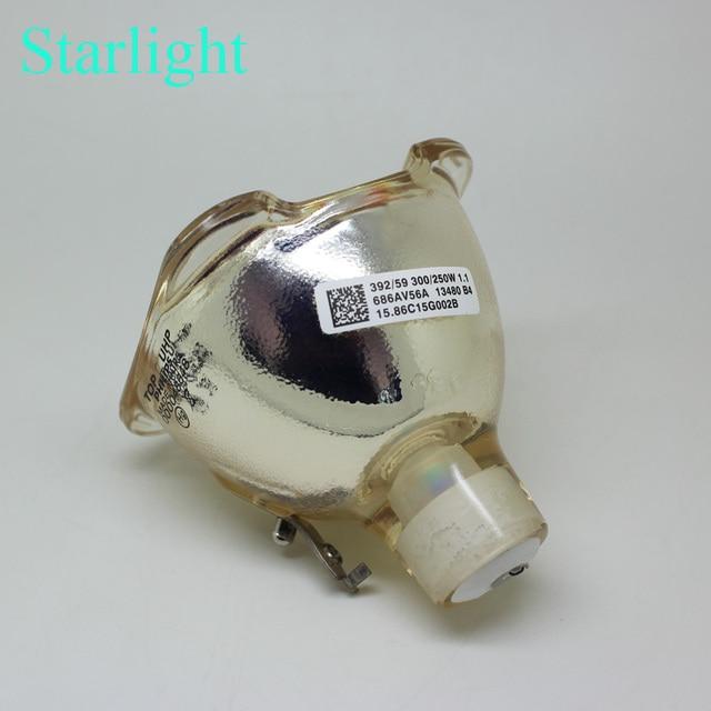 Проектор оригинальная лампа накаливания 300-250 Вт E21.8 для Philips UHP