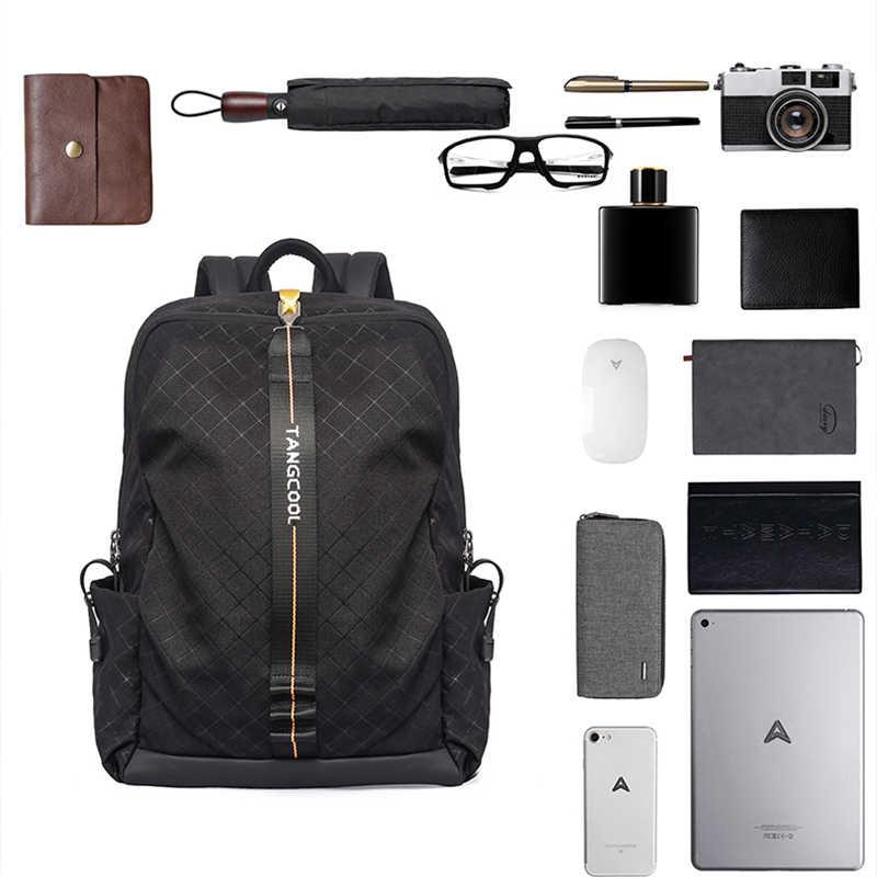 Мужской рюкзак, Корейская Повседневная дорожная сумка, женские рюкзаки для ноутбука, сумки для колледжа и школы для подростков, для мальчиков, водонепроницаемый мужской рюкзак