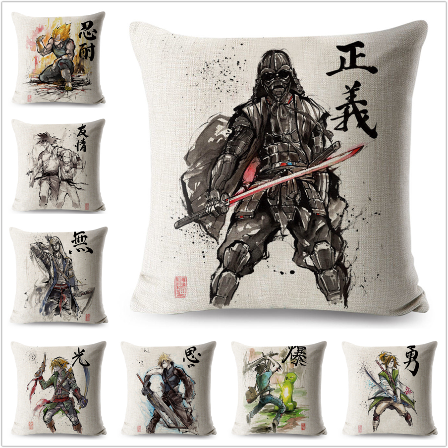 star wars darth vader pillowcase