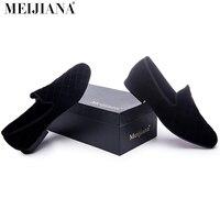 2017 Luxurious Men Dress Shoes Men S Flats Stripes And White Handmade Loafers Plus Men S