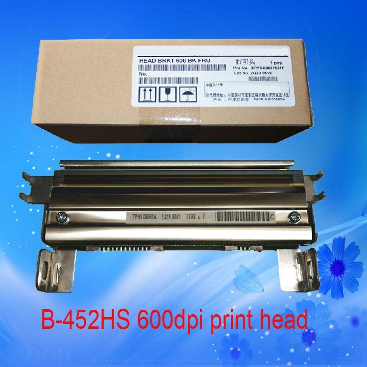 New original Print Head compatible For Toshiba B-452HS 452HS (600dpi)  Printer Head  Printheads Thermal Head new original printer head printhead compatible for toshiba b 452hs 600dpi barcode print head