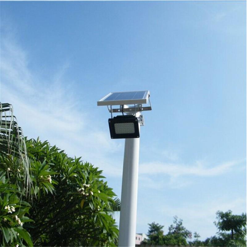 مصابيح تعمل على الطاقة الشمسية