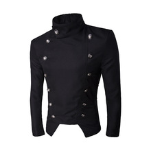 New males's double breasted gentleman depend get together costume informal Suit Tuxedo